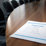 5 Ways to a Better Agenda for Board Meetings