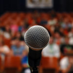 A great curtain speech is an invitation to connect with your organization.